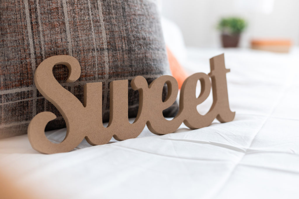 Decoratie sweet